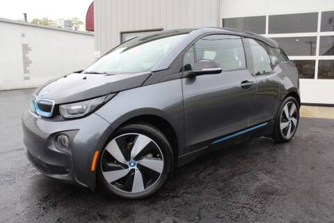 2017 BMW i3 for sale at Platinum Motors LLC in Reynoldsburg OH