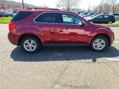 2011 Chevrolet Equinox for sale at BETTER BUYS AUTO INC in East Windsor CT