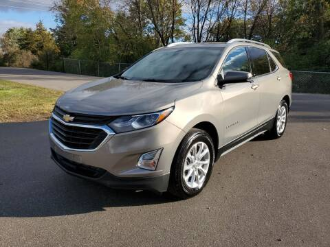 2018 Chevrolet Equinox for sale at Ace Auto in Jordan MN