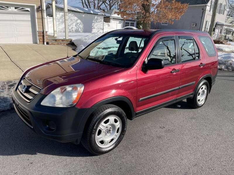 2005 Honda CR-V for sale at Jordan Auto Group in Paterson NJ
