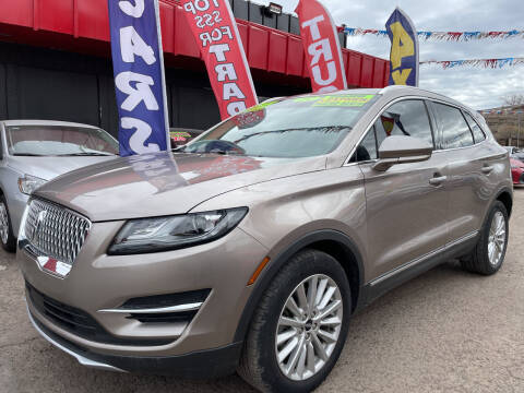 2019 Lincoln MKC for sale at Duke City Auto LLC in Gallup NM