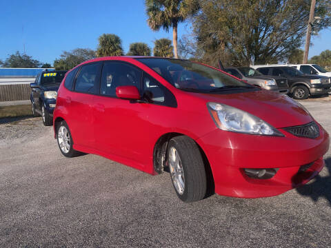 2010 Honda Fit for sale at Coastal Auto Ranch, Inc. in Port Saint Lucie FL