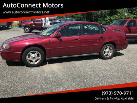 2005 Chevrolet Impala for sale at AutoConnect Motors in Kenvil NJ