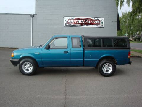 1994 Ford Ranger for sale at Motion Autos in Longview WA