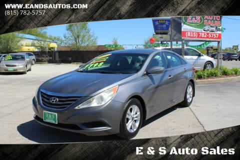 2012 Hyundai Sonata for sale at E & S Auto Sales in Crest Hill IL