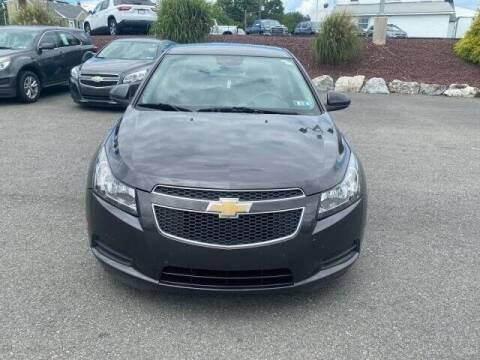 2013 Chevrolet Cruze for sale at Auto Legend Inc in Linden NJ