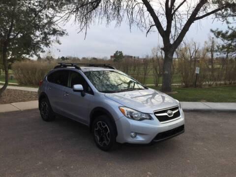 2014 Subaru XV Crosstrek for sale at QUEST MOTORS in Englewood CO