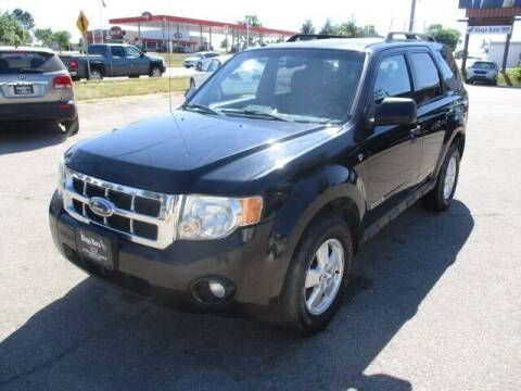 2008 Ford Escape for sale at King's Kars in Marion IA