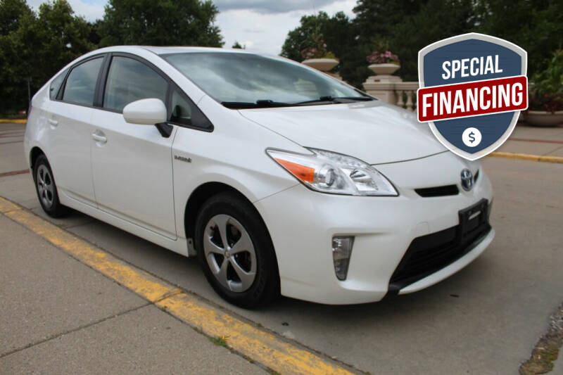 2013 Toyota Prius for sale at K & L Auto Sales in Saint Paul MN