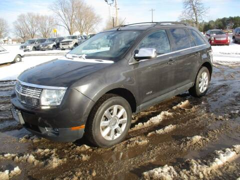 2007 Lincoln MKX for sale at D & T AUTO INC in Columbus MN