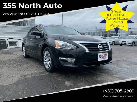 2014 Nissan Altima for sale at 355 North Auto in Lombard IL