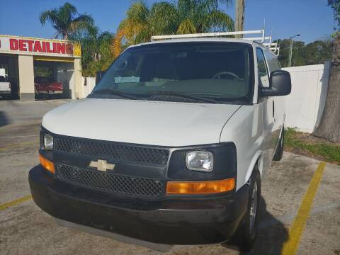 2010 Chevrolet Express Cargo for sale at Autos by Tom in Largo FL