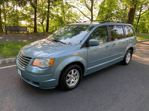 2008 Chrysler Town and Country for sale at Crazy Cars Auto Sale in Jersey City NJ