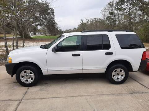 2003 Ford Explorer for sale at American Family Auto LLC in Bude MS