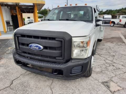 2011 Ford F-350 Super Duty for sale at Autos by Tom in Largo FL
