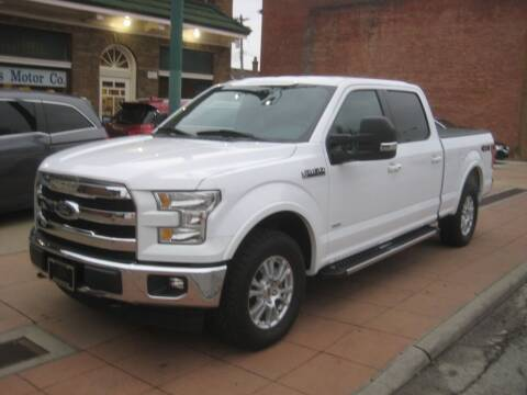 2017 Ford F-150 for sale at Theis Motor Company in Reading OH