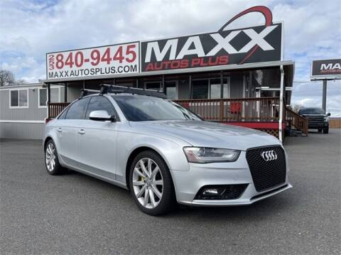 2013 Audi A4 for sale at Maxx Autos Plus in Puyallup WA