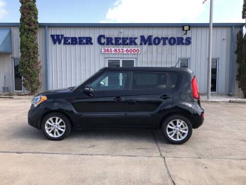 2013 Kia Soul for sale at Weber Creek Motors in Corpus Christi TX