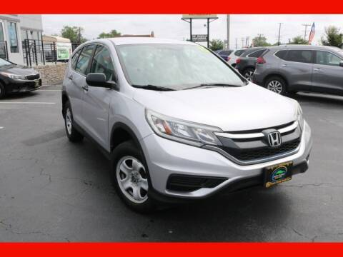 2015 Honda CR-V for sale at AUTO POINT USED CARS in Rosedale MD