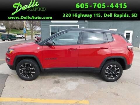 2020 Jeep Compass for sale at Dells Auto in Dell Rapids SD