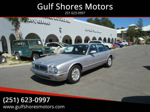 2003 Jaguar XJ-Series for sale at Gulf Shores Motors in Gulf Shores AL
