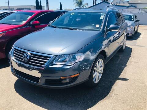 2010 Volkswagen Passat for sale at Auto Max of Ventura in Ventura CA