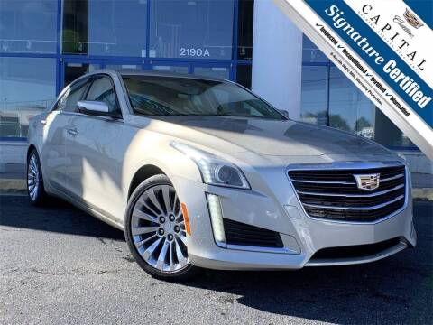 2016 Cadillac CTS for sale at Capital Cadillac of Atlanta in Smyrna GA