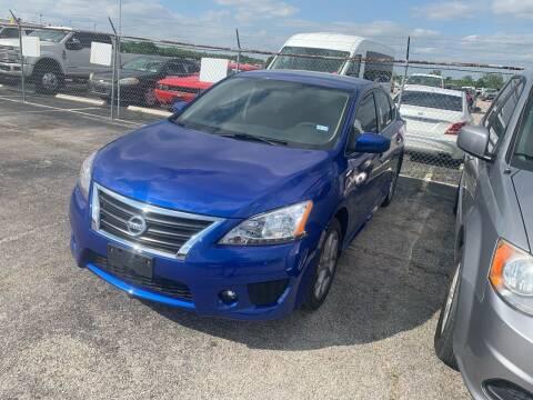 2014 Nissan Sentra for sale at Hatimi Auto LLC in Buda TX