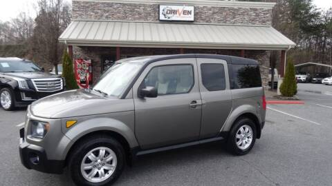 2007 Honda Element for sale at Driven Pre-Owned in Lenoir NC