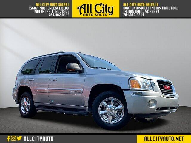 2004 GMC Envoy for sale at All City Auto Sales II in Indian Trail NC