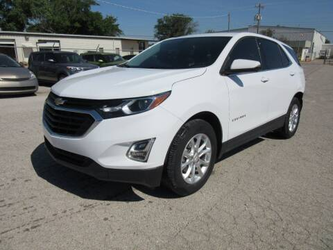 2018 Chevrolet Equinox for sale at Grays Used Cars in Oklahoma City OK