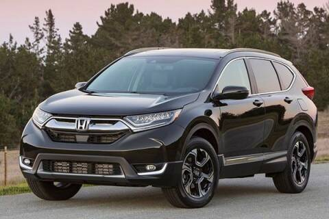2020 Honda CR-V for sale at Diamante Leasing in Brooklyn NY