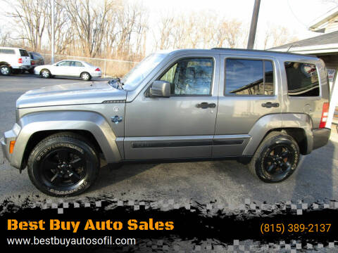 2012 Jeep Liberty for sale at Best Buy Auto Sales of Northern IL in South Beloit IL