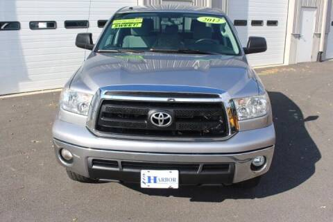 2012 Toyota Tundra for sale at Harbor Auto Sales in Hyannis MA