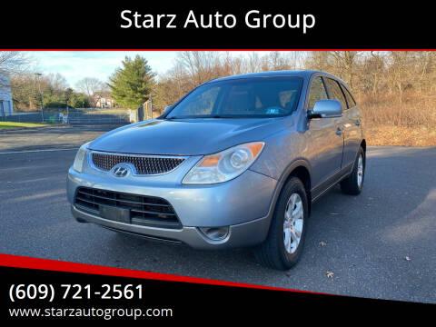 2008 Hyundai Veracruz for sale at Starz Auto Group in Delran NJ