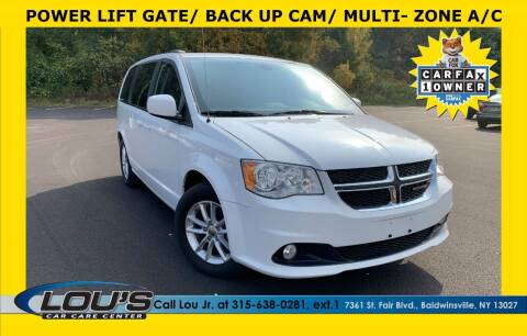 2019 Dodge Grand Caravan for sale at LOU'S CAR CARE CENTER in Baldwinsville NY