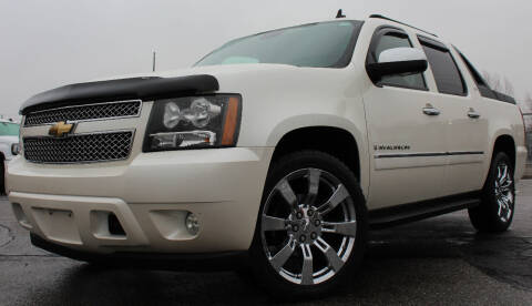 2009 Chevrolet Avalanche for sale at J.K. Thomas Motor Cars in Spokane Valley WA