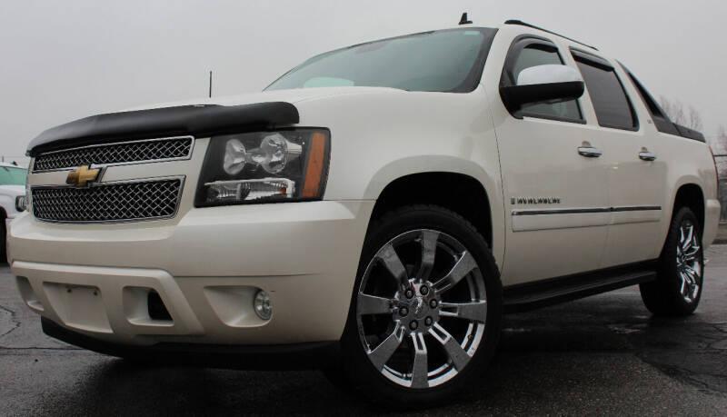 2009 Chevrolet Avalanche for sale at J.K. Thomas Motor Cars in Spokane Valley WA
