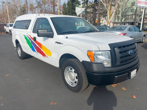 2011 Ford F-150 for sale at San Jose Auto Outlet in San Jose CA