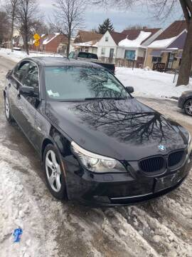 2008 BMW 5 Series for sale at Square Business Automotive in Milwaukee WI