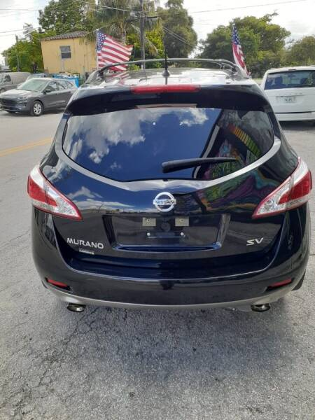 2013 Nissan Murano SV 4dr SUV - Miami FL