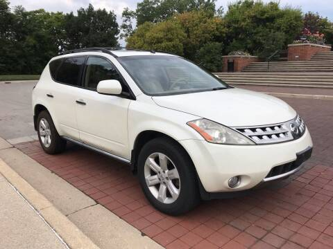 2007 Nissan Murano for sale at Third Avenue Motors Inc. in Carmel IN