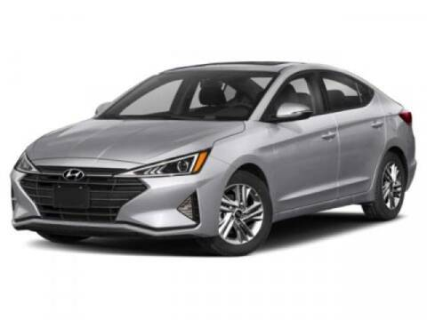 2019 Hyundai Elantra for sale at JEFF HAAS MAZDA in Houston TX