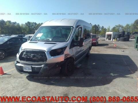 2015 Ford Transit Passenger for sale at East Coast Auto Source Inc. in Bedford VA