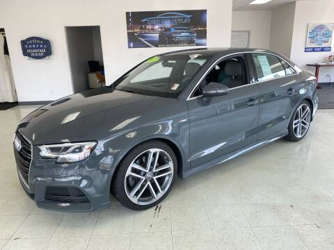 2017 Audi A3 for sale at Used Car Outlet in Bloomington IL