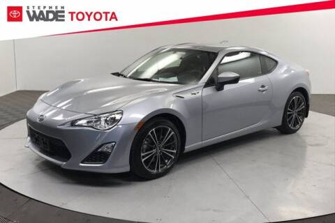 2016 Scion FR-S for sale at Stephen Wade Pre-Owned Supercenter in Saint George UT