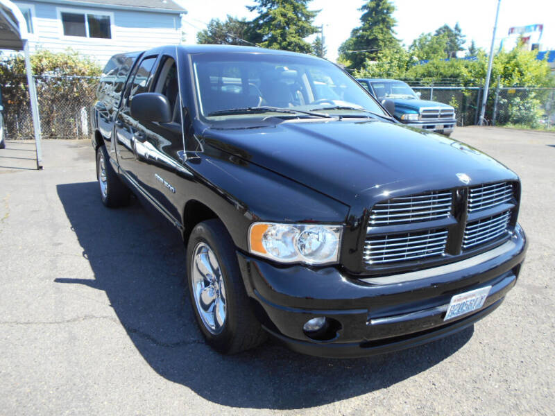 2003 Dodge Ram Pickup 1500 for sale at Family Auto Network in Portland OR