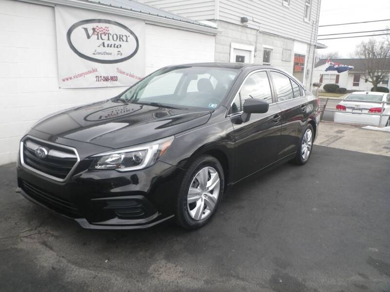 2018 Subaru Legacy for sale at VICTORY AUTO in Lewistown PA