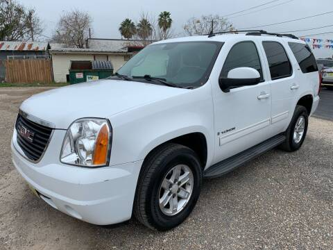 2009 GMC Yukon for sale at Rock Motors LLC in Victoria TX