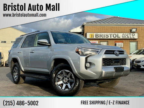 2020 Toyota 4Runner for sale at Bristol Auto Mall in Levittown PA